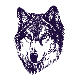 Woodruff Wolves Logo