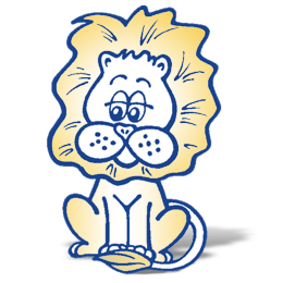 Lindstrom Lion Icon
