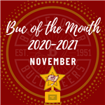 Buc of the Month November