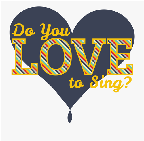 Do you love to sing?