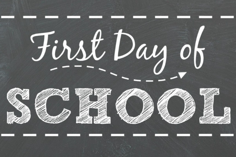 The First Day of School is Thursday, August 15th, 2019 at 9 am!
