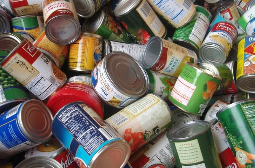 Bring Cans for Project Shepherd!