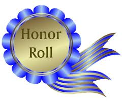 'On A Roll (3rd Quarter Honor Roll)
