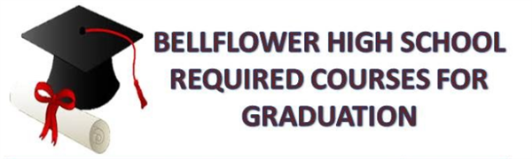 Bellflower High School Required Courses For Graduation