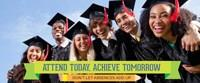 Attend Today, Achieve Tomorrow Image