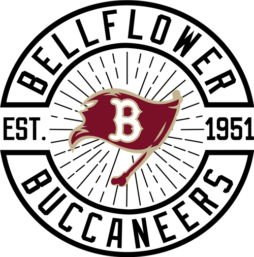 Bellflower Buccaneers Logo
