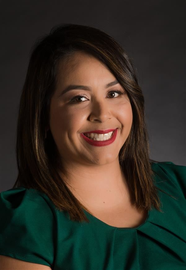 Photo of CalAPS Board Clerk, Alma-Delia Renteria