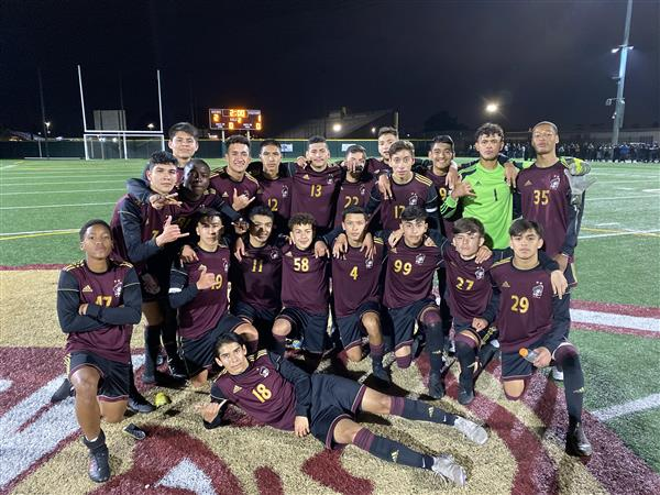 Bellflower High School Soccer Team